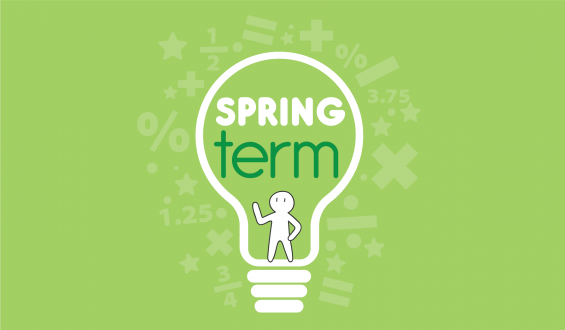 Think Maths spring term key stage 2