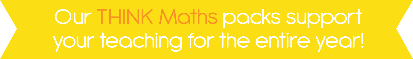Think Maths Banner