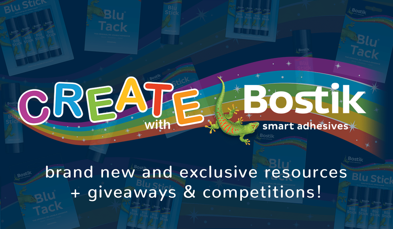 Introducing: Create with Bostik