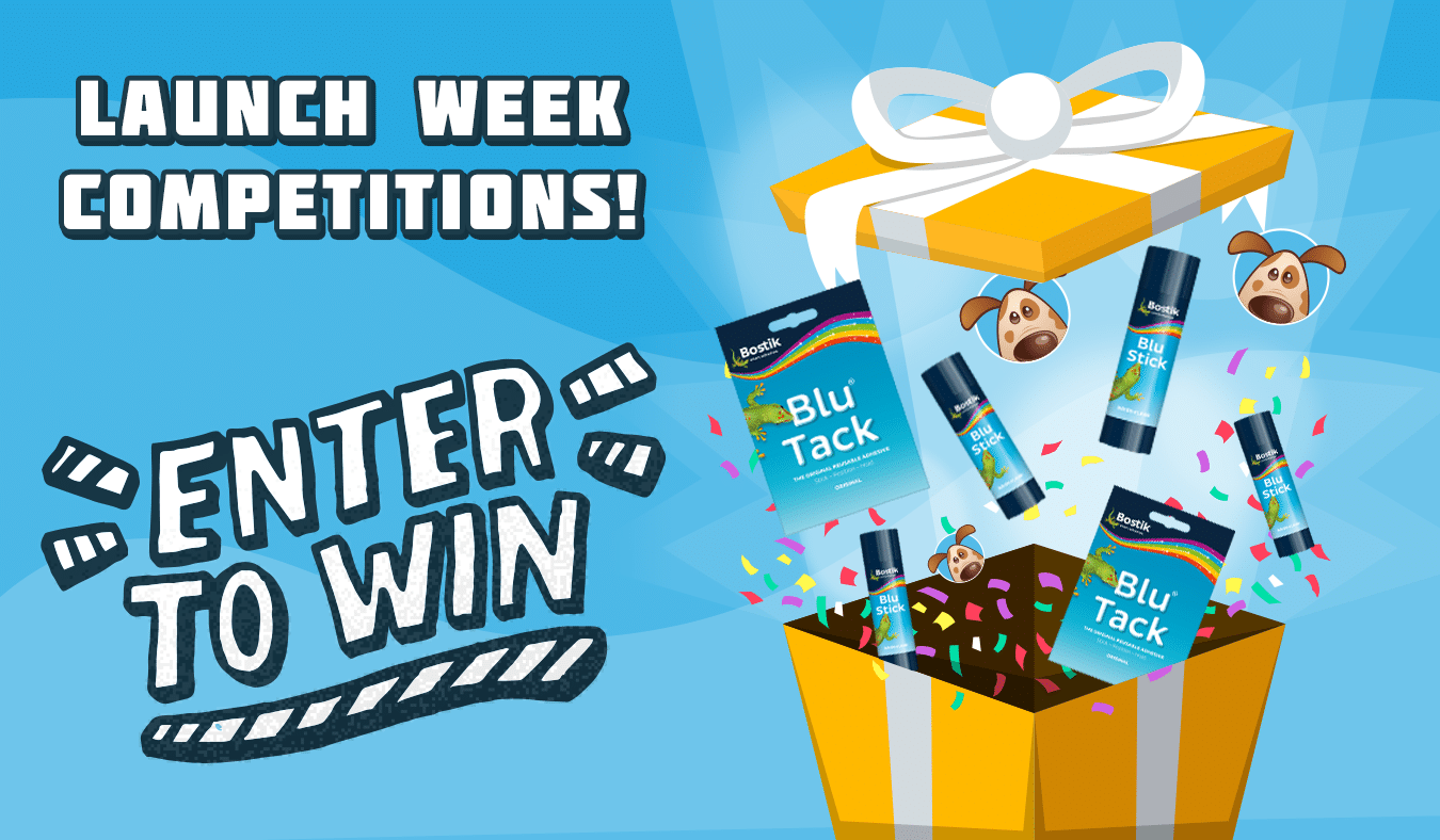 Launch Week Competitions!