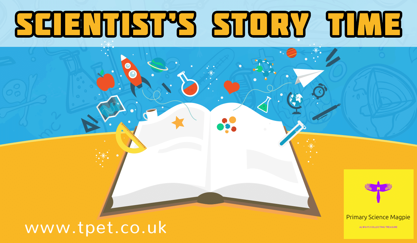 Scientist's Story Time