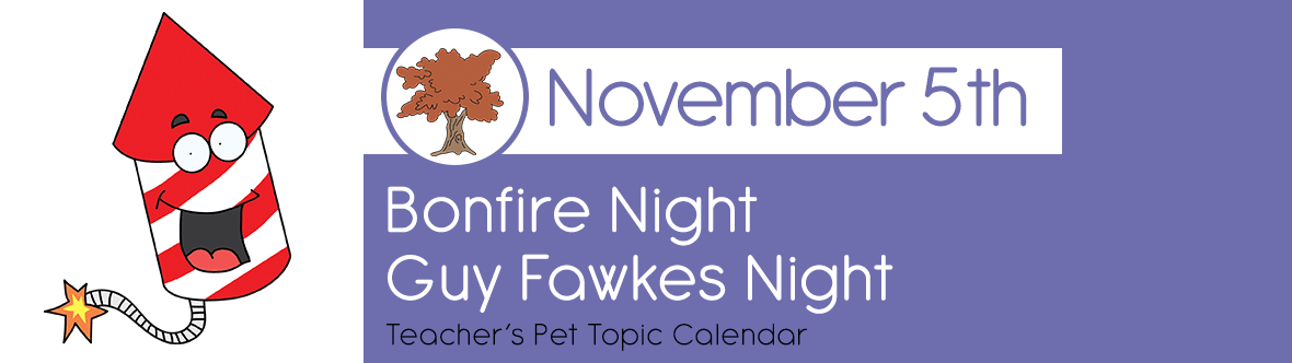 Bonfire Night and Guy Fawkes Night