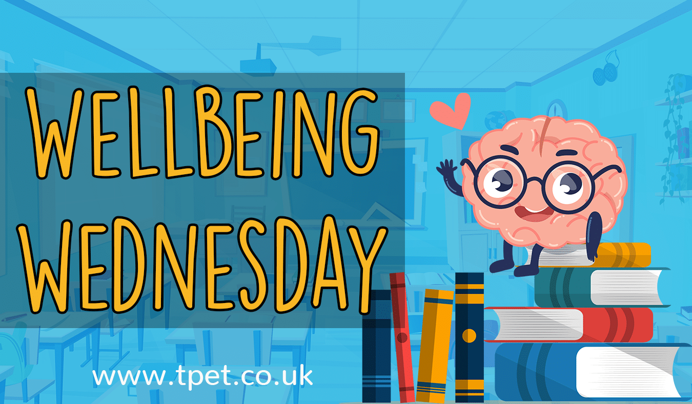 Introducing The Wellbeing Wednesday Update