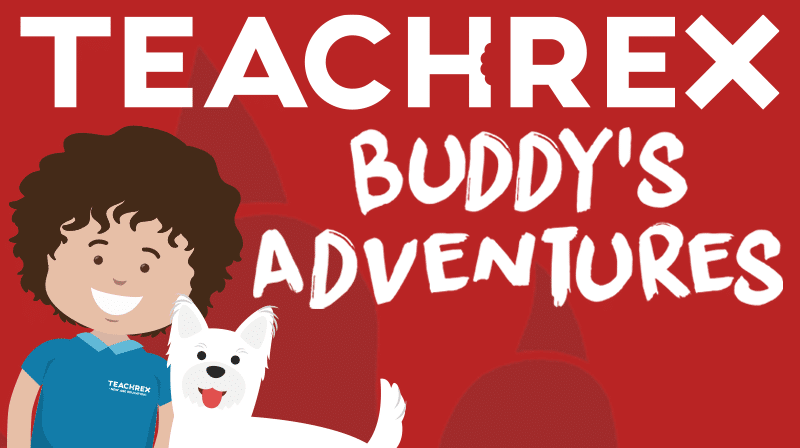 Buddy's Adventures by TeachRex and Teacher's Pet
