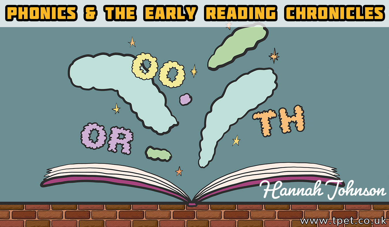 Phonics and the Early Reading Chronicles.