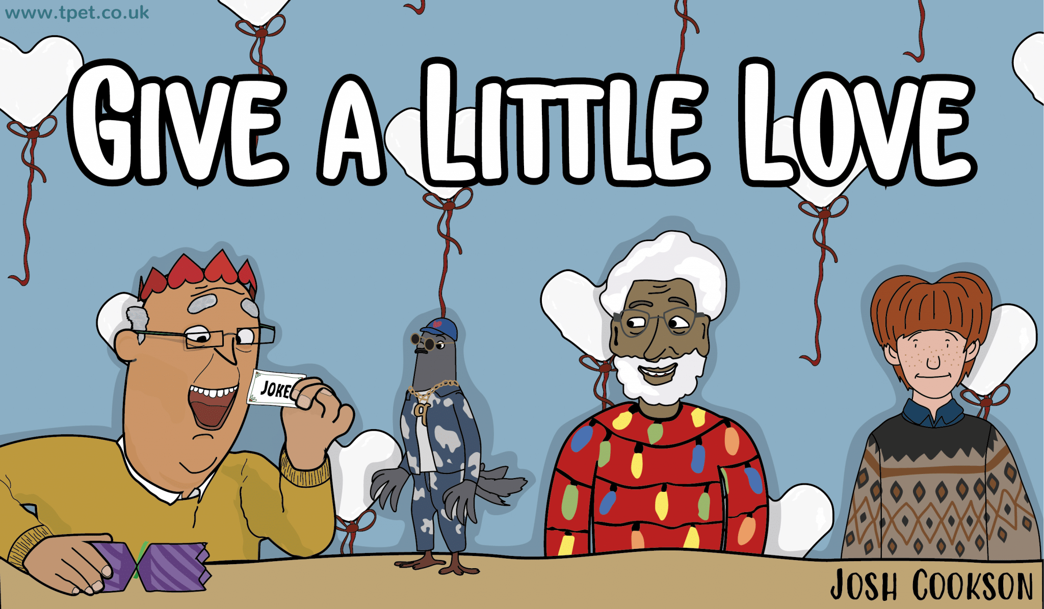 'Give a Little Love' – The John Lewis Christmas Advert – Classroom Resources