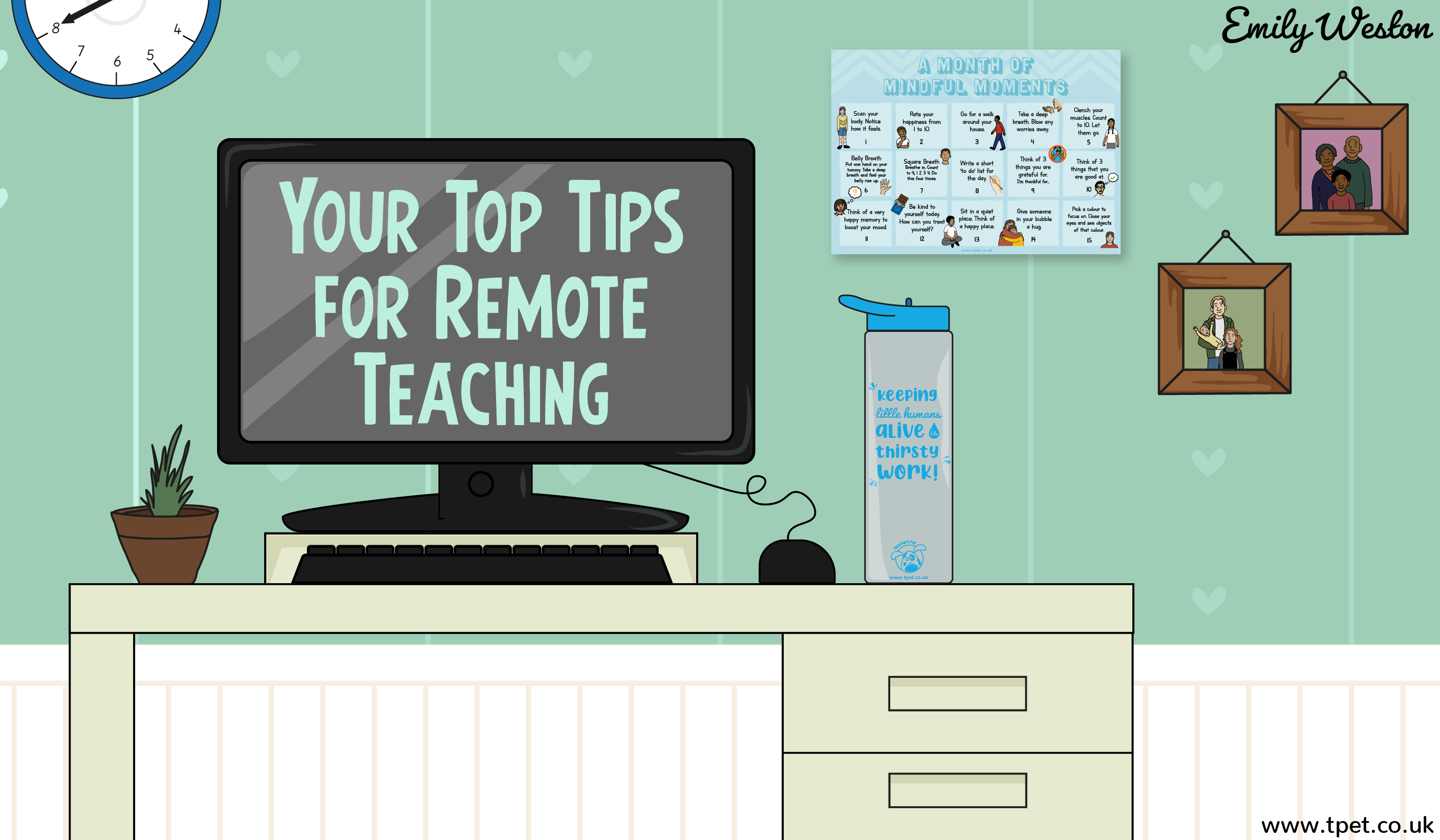 Your Top Tips for Remote Learning