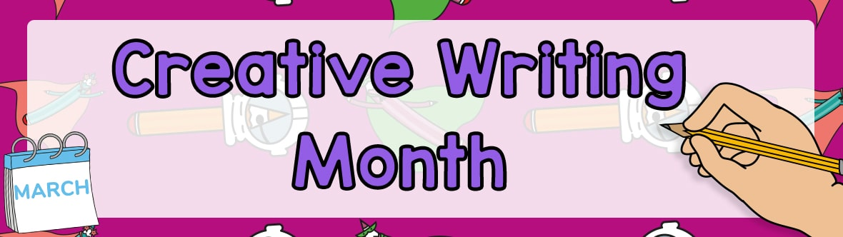 Creative Writing Month