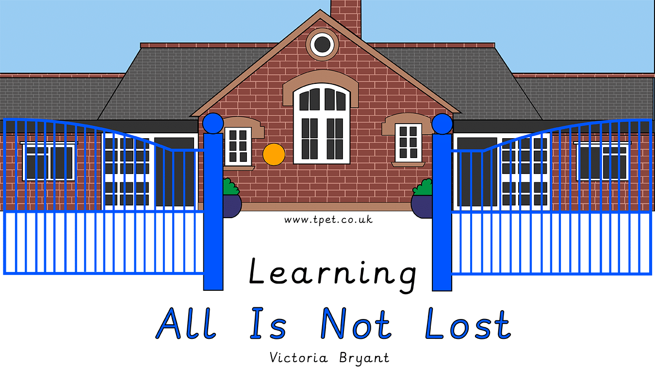 Learning – all is not 'lost'