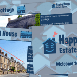 Homes in the UK Powerpoint – Happy Homes Estate Agent