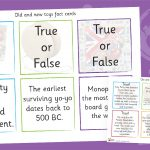Toys True or False Questions