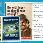 World War 2 Rationing Propaganda Posters