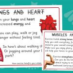 Exercise Benefits Posters