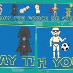 May The Force Be With You Banner