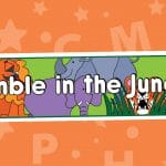 Rumble in the Jungle Banner