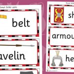 Roman Soldier Labels