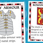 Roman Soldier Information Posters