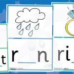 Monster Blending Letters and Sounds Posters