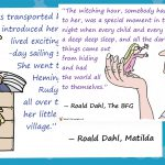Roald Dahl Story Book Quotes