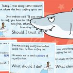 Internet Safety With Surfer Sam Scenario Discussion Cards