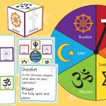 Religions Around the World Game