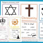 Religions Pictionary Game
