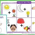Compound Words Bingo (images only)