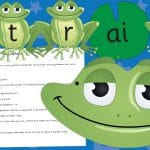 Phase 5 Frog Phoneme Alternative Spellings Game (ai)
