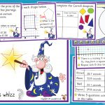 Year 4 Maths Challenge Cards (Pack 2)