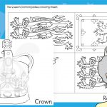 The Queen's Jubilee Colouring