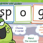 Alien Nonsense Words Game (with cards)