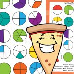 Fractions Race Dice Game (Counters)