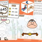 Editable Rodeo Roundup Game