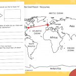 James and the Giant Peach – Journey Planner