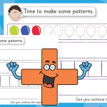 Pattern Sequences – Colours, Numbers and Shapes