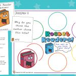 Rocket Readers – Guided Reading Game