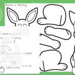 Easter Build a Rabbit Craft