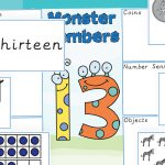 Monster Numbers Game 11-20