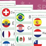 World Cup Alphabetical Ordering