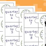 Quarter To Jigsaw Puzzle (Words)