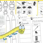 Early Years Maths Size Activity Pack BW