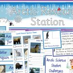 Arctic Research Station Role-Play Pack