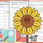 Transition – Classroom Word Hunt Game
