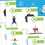 Weather Yoga Cards