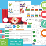 Spring Year 1 Week 1 THINK Maths Teaching Pack