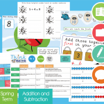 Spring Year 1 Week 2 THINK Maths Teaching Pack