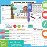 Spring Year 2 Week 2 THINK Maths Teaching Pack