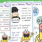 Literacy Whizz Challenges (KS1)
