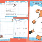 Reading Record (EYFS/KS1)