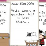 Pirate Place Value Challenges